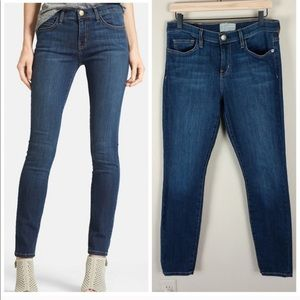 Current/Elliott The Ankle Skinny Stagecoach